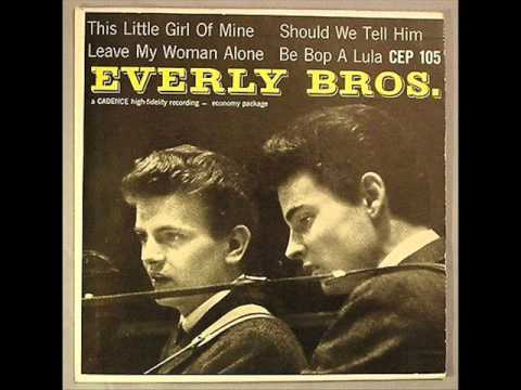 Everly Brothers - This Little Girl Of Mine