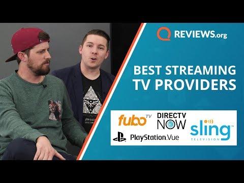 Best Streaming TV Providers of 2018 | Sling TV vs DIRECTV Now vs Playstation Vue vs Fubo TV