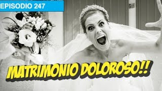 Matrimonio Doloroso!! l whatdafaqshow