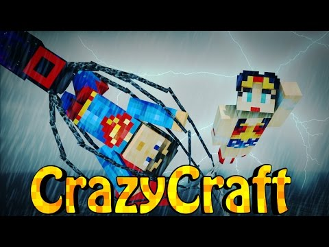 Minecraft SPECIAL | CrazyCraft 2.0 - OreSpawn Modded Survival Ep 139 -