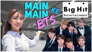 MAIN-MAIN KE BIG HIT ENTERTAINMENT (BTS BANGTAN)
