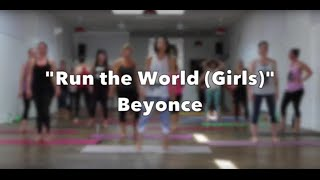 Baixar - Run The World Girls Beyonce Stopdropanddance With Grace Ling Yu Grátis