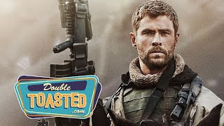 12 STRONG MOVIE REVIEW (Starring Chris Hemsworth and Michael Shannon)