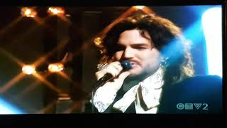 ADAM LAMBERT SINGS NEW EYES on AMERICAN IDOL 2019
