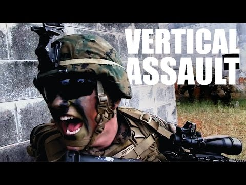Welcome to the MEU   Vertical Assault