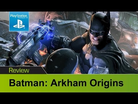 Batman Arkham Origins PS3 review - step in studio fleshes out Wayne's World admirably