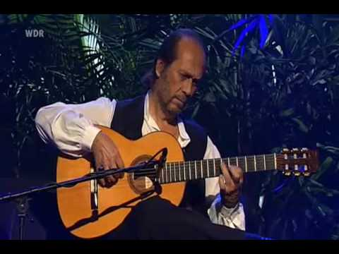 Paco de Lucia -  Canción de Amor Music Videos