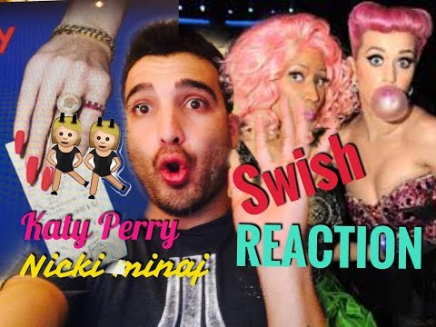 Katy Perry - Swish Swish (Audio) ft. Nicki Minaj (REACTION)