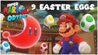 9 Easter Eggs In Super Mario Odyssey