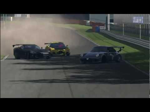 Gran Turismo 5 Drift - Advanced Online Tandem Drifting (1080P HD)