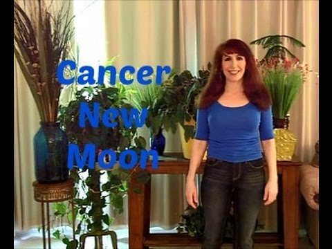 Cancer New Moon -- Sweet Surrender