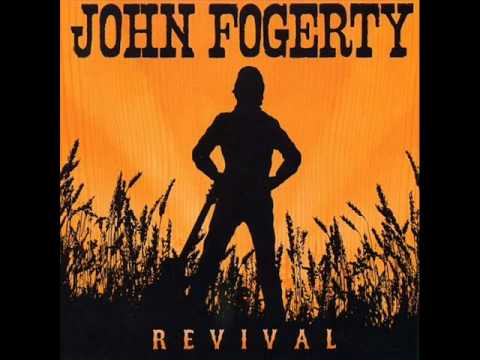 John Fogerty - Broken Down Cowboy