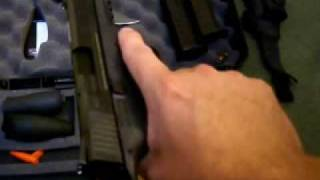 smith & wesson M&P .40S&W review and shoot