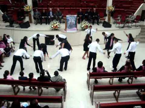 Jogral chama viva Assembléia de Deus Pq. João Batista 2º dia