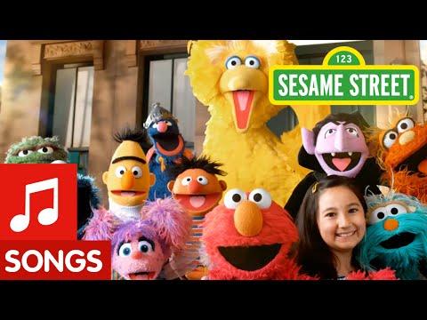 Sesame Street - Sunny Day