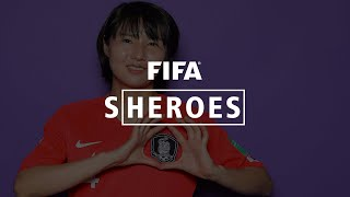 Sheroes: The footballing mother who never gives up