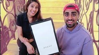 SURPRISING MY FAMILY WITH $3,000 GIFT !!!
