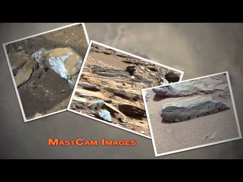 Curiosity Rover Report (June 13, 2013): Curiosity's Cameras