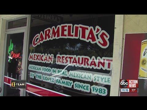 Dirty Dining: Carmelita's Mexican Restaurant