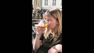 VERTICAL VIDEO! (watch on mobile!) Day Trip to Salon-de-Provence, France