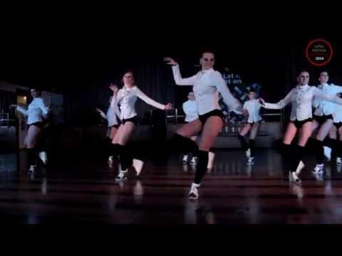 "Latin Motion Show Cup 2014 - ""New York Ladies"" (Latin Motion)"