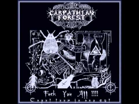 Carpathian Forest - Shut Up There Is No Excuse To Live