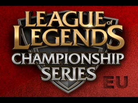 LCS 2013 EU Spring Playoffs D2