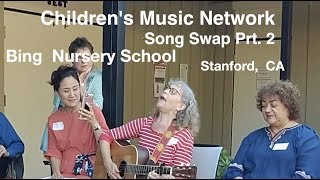 The Gingerbread Man sung by The Children's Music Network