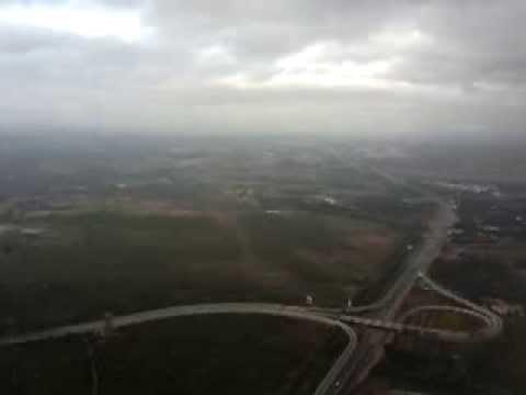 banglore city in air mauritius flite