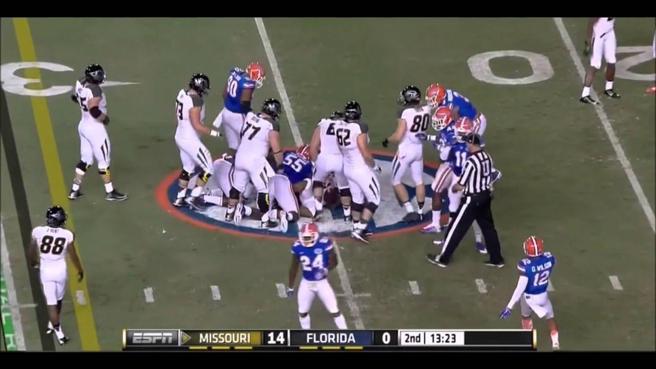 Jonathan Bullard vs Missouri (2014)