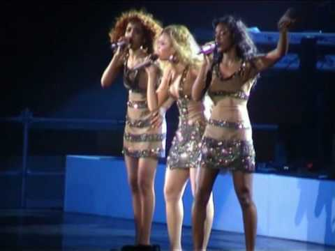 Destiny's Child - Free (Destiny Fulfilled World Tour 2005 - Barcelona, Spain)