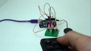 Arduino Laser tag