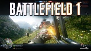 Battlefield 1: 31 Killstreak - THIS GUN IS INSANE! (PS4 Gameplay)