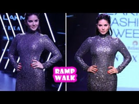 Sunny Leone Ramp Walk | Latest Bollywood Movies News 2017