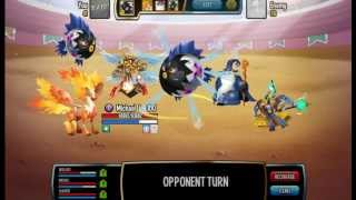 Monster legends Avenged Magic Legendary