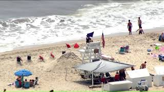 2 bitten at Fire Island beaches; unclear is shark involved