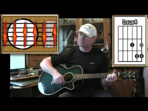 Leaving On A Jet Plane - John Denver - Acoustic Guitar Lesson (easy) video