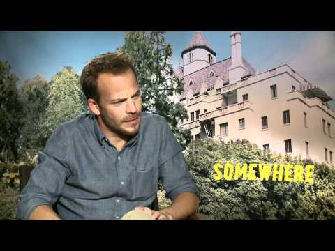 Stephen Dorff Interview SOMEWHERE