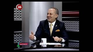 Tüketirken ESOGÜ Tıp Fak Dekanı Prof.Dr.Ali Arslantaş