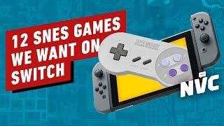 12 SNES Dream Games We Want to See on Nintendo Switch - NVC 470