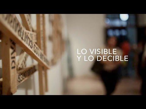 Video Lo visible y lo decible | Crónica Macay