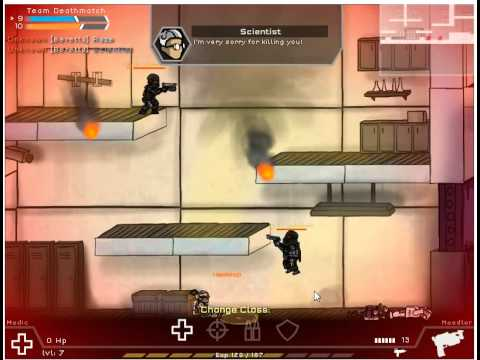 Video: Strike Force Heroes - Level 5 - Siege Under 480x360 px - VideoPotato.com