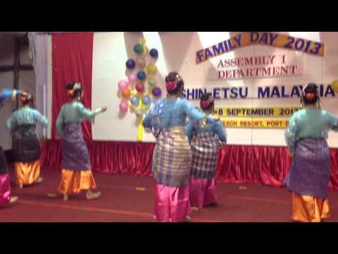Zapin Johor Ya Salam video