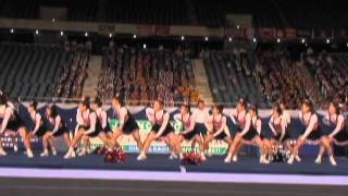 2011 JAPAN CUP チアリーディング日本選手権大会~DIVISION2