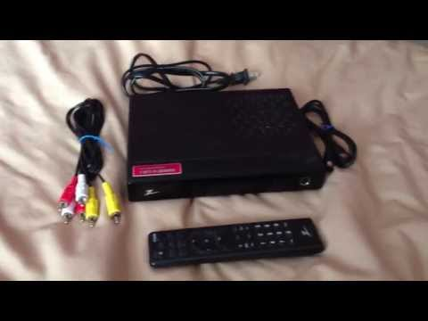 Zenith DTT901 Converter box Review and First Impressions