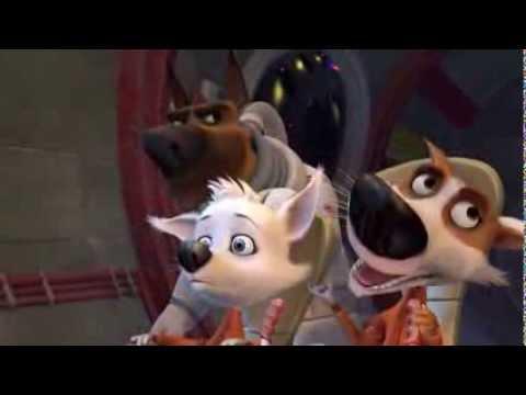 Perros espaciales     (pelicula en Español Latino)