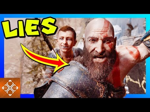 5 GOD OF WAR Easter Eggs and Secrets You Totally Missed thumbnail