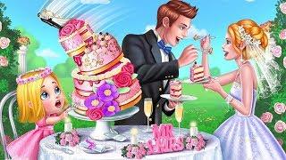 Fun Wedding Planner Girls Game - Learn to Make Tasty Cake in Fun Cooking Game
