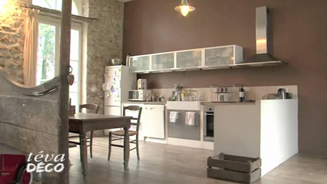 Teva d co une r novation maison par huggy youtube - Emission americaine renovation maison ...