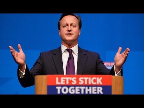 U.K. offers perks if Scotland stays